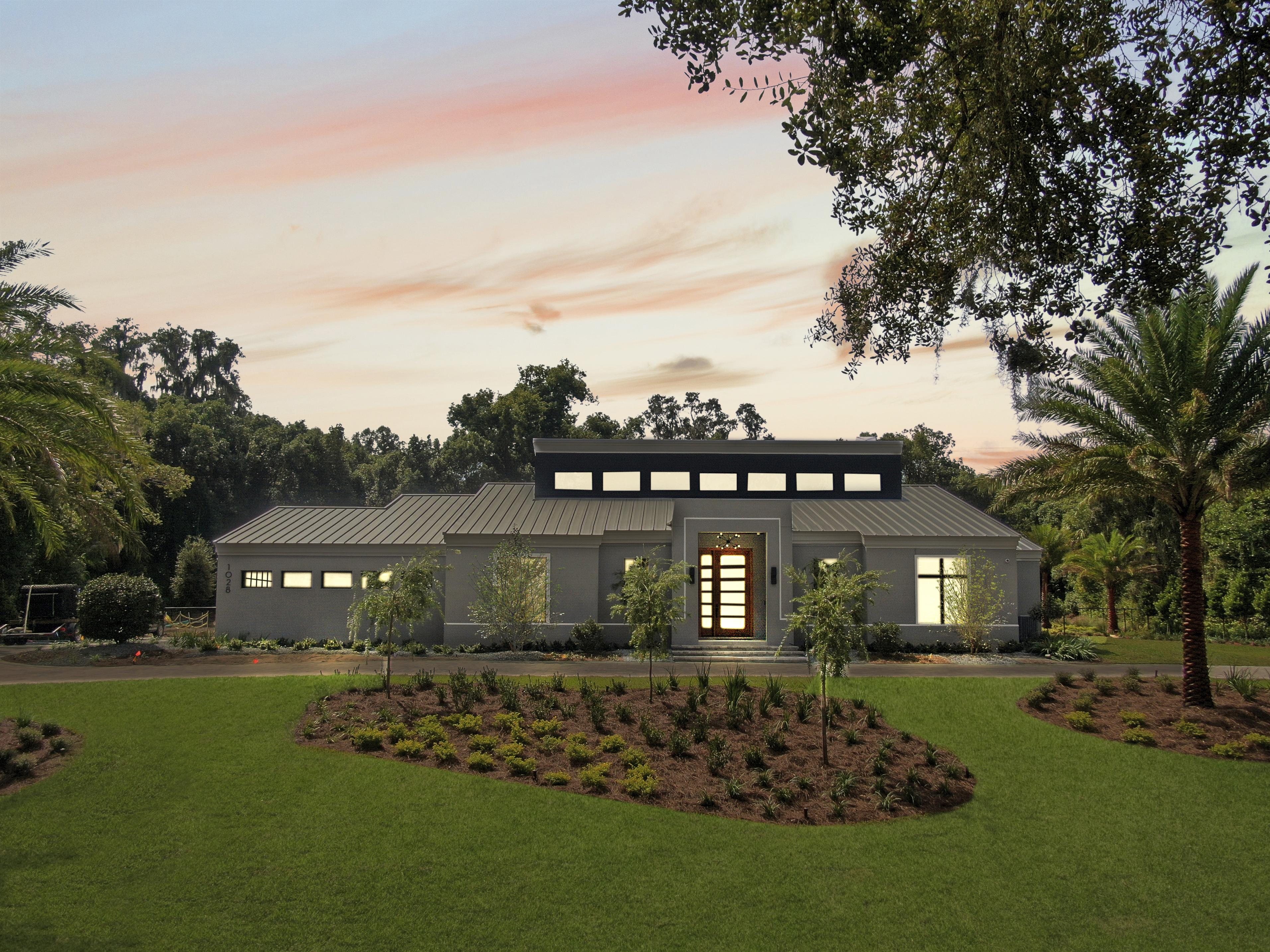 Modern in Mount Dora Custom Home